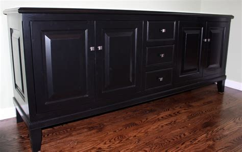 Black Credenza Buffet credenza traditional buffets and sideboards chicago by grace designs inc