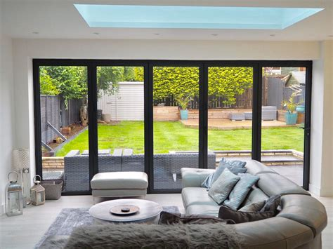 Rachael's Stylish, Open Plan Contemporary Extension   Love