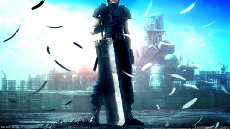 film final fantasy vii crisis core crisis core final fantasy vii wallpapers hd wallpapers