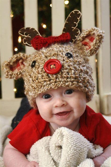 free crochet santa hat for children best 25 reindeer hat ideas on crafts for preschoolers crafts