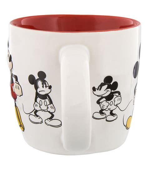 Disney Ceramic Mickey Mouse Travel Mug - disney parks mickey mouse timeless ceramic mug new mugs