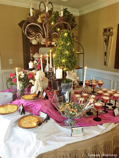 bridal shower brunch ideas southern hospitality - Inexpensive Bridal Shower Brunch Nyc