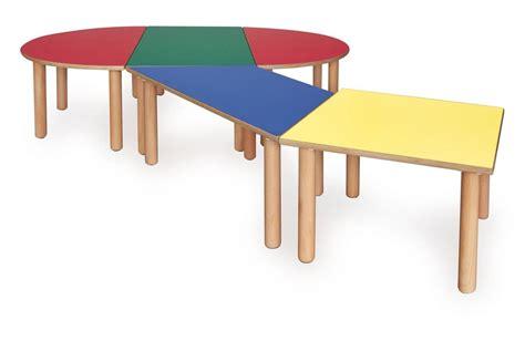 tavolo componibile tavolino componibile per bambini realizzato in legno