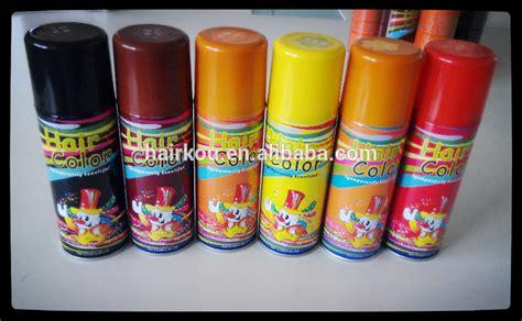imagen d tinturas d cabello aerosol para el pelo lavable