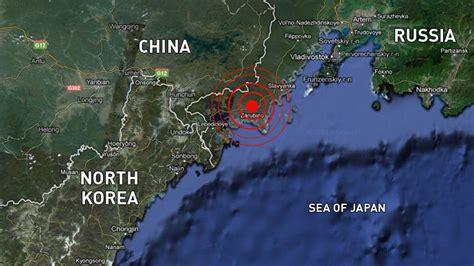 earthquake north korea 6 2 magnitude earthquake shakes russia s far east close