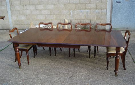 Antique Furniture Warehouse Antique Dining Table 8ft 10 Seating Dining Table