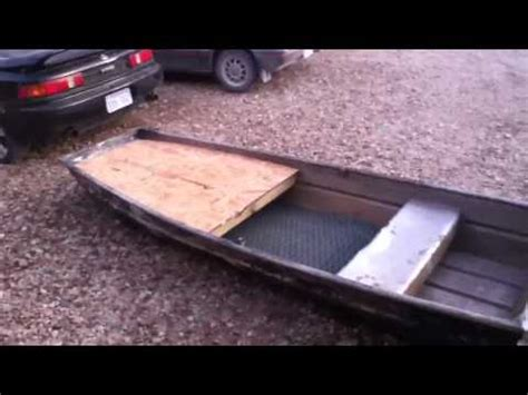 12 foot jon boat casting deck share how much does a used jon boat cost marvella