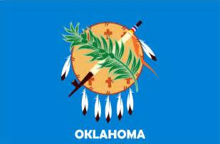 okc colors oklahoma flag by siouxsioux on deviantart