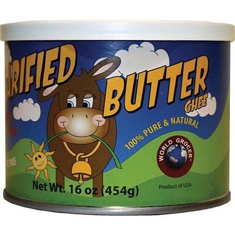 Clarified Butter Shelf by Clarified Butter 14 Oz