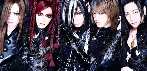Model Rambut J Rock by Japanese Rock Band Hairstyles D Japanese Rock Archives A