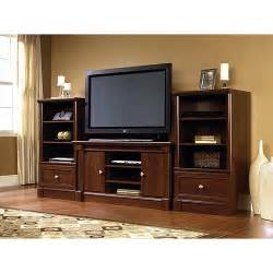 Audio Cabinet Ikea Sauder Palladia Tv Stand And Storage Towers Value Bundle