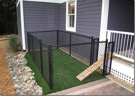 dog runners for backyards a small very small backyard dog run right off the porch
