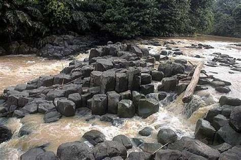 Batu Lava Malaysia malaysia memiliki gunung berapi di tawau sabah sabahup2date