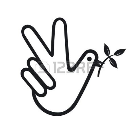 peace sign peace sign drawing www imgkid the image kid