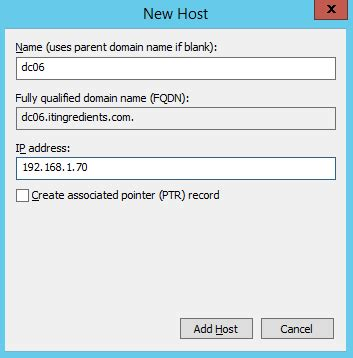 Lookup Zone Server 2012 How To Configure Forward Lookup Zone In Server 2012 R2