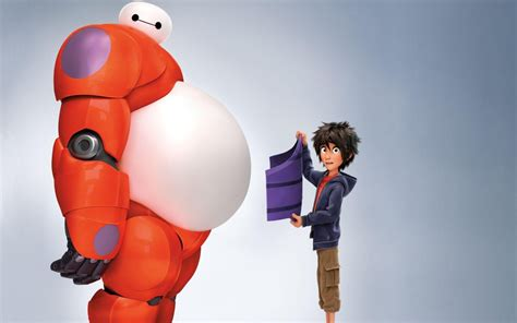 baymax hd wallpaper for windows baymax and hiro big hero 6 hd desktop wallpaper
