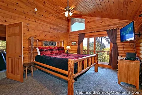 gatlinburg cabins 1 bedroom gatlinburg cabin tranquility 1 bedroom sleeps 4