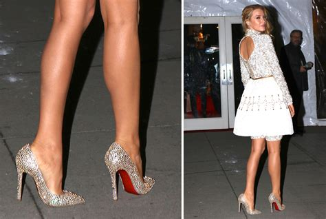 Jlos Pigalle Christian Louboutin Stilettos by No One Is As Dedicated To Christian Louboutin Pumps As
