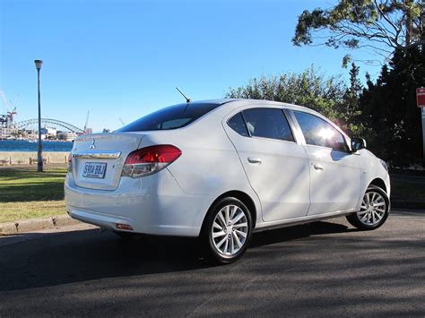 mitsubishi mirage sedan price 2014 mitsubishi mirage sedan review caradvice