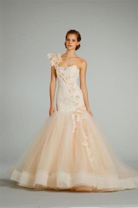 dawn js fashion wedding gown wedding dresses  lazaro