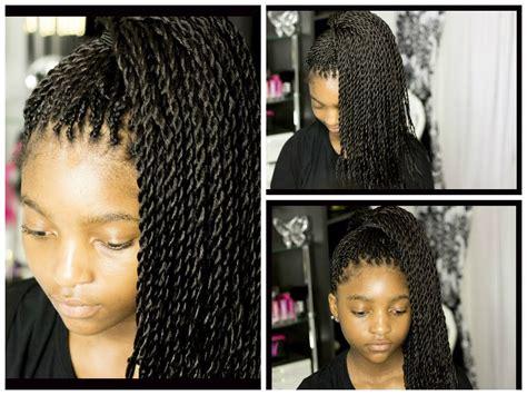 senegalese twists cons senegalese twists tutorial hair pinterest