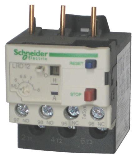 Schneider Termal Schneider Relay Schneider Lrd12 lrd12 schneider electric telemecanique relay