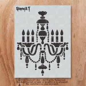 chandelier stencils chandelier stencil 8 5 x11 stencil1