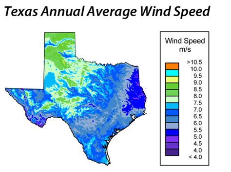 wind map texas five things you should about energy in texas stateimpact texas