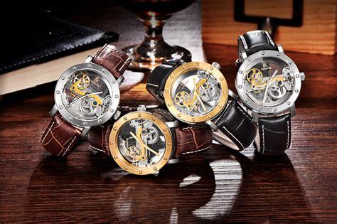 Best Winner Wrg8008 Skeleton Automatic Original Box ik self wind automatic mechanical watches top brand luxury gold genuine leather