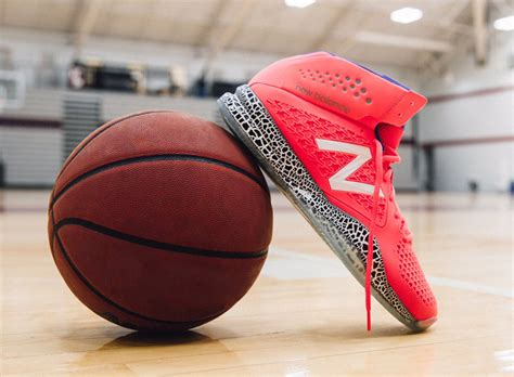 all new basketball shoes new balance is getting back into basketball at least for