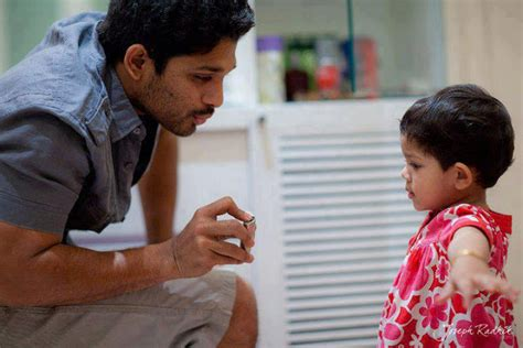 allu arjun   brothers daughter