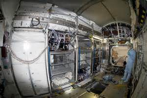 International Space Station Interior by Interior Photos Of The International Space Station