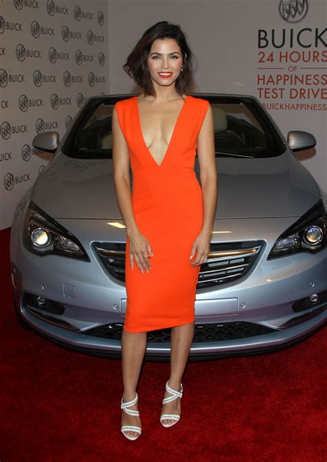 buick commercial actress test drive jenna dewan at buick 24 hours of happiness test drive