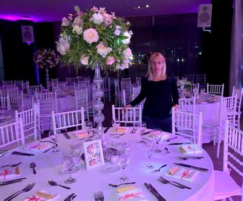 candelabros y arañas de cristal eventos candelabros para centros de mesa centro de mesa para