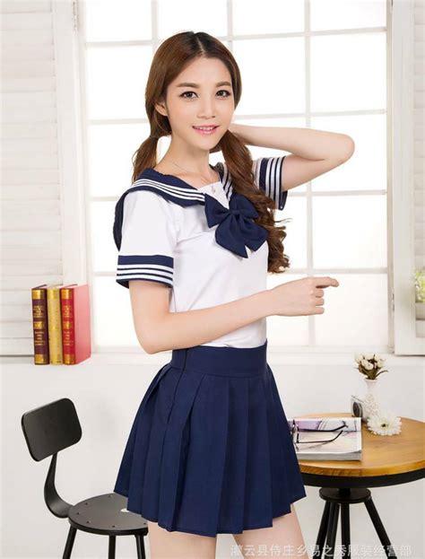 Seifuku Sailorfuku Seragam Sekolah Jepang jual ready set seifuku ribbon baju sailor seragam sekolah jepang japan korukoru
