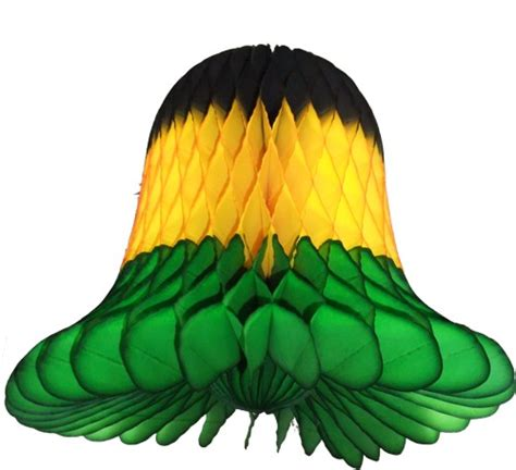 jamaican decorations bell decoration