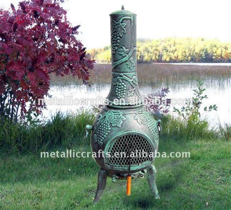 Aluminium Chiminea Sale Cast Iron Cast Aluminum 2015 Sale New Design Grape