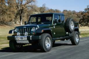 Jeep Truck Concept Scorpio S Garage Jeep Is Finally Going To Build A