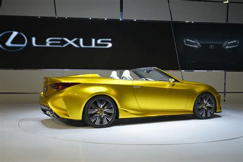 lexus rc convertible lexus rc convertible still under consideration autoevolution