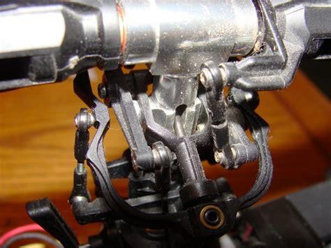 Mixer Tiger thunder tiger ace r c mini titan e325