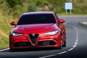 Quadrifoglio Alfa Romeo Alfa Romeo Giulia Quadrifoglio Specs 2016 2017