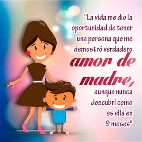 imagenes y palabras para una madre imagenes con frases bonitas para el dia de las madres