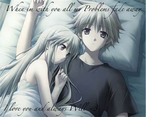 wallpaper anime couple cute cute anime couple cute anime couple so kawaii 124255