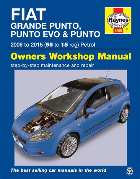 what is the best auto repair manual 2010 toyota prius user handbook fiat punto 2007 2015 instrukcja napraw haynes motohelp