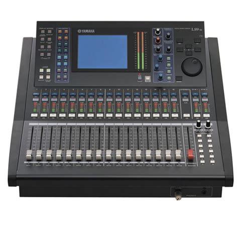 yamaha ls9 16 digital mixer for 163 4 836 00 ls9 16 eav