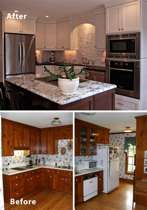small kitchen remodels modern kitchens