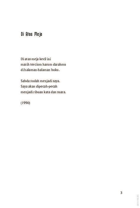 Tentang Cinta Oleh Naura Bukune jual buku selamat menunaikan ibadah puisi oleh joko pinurbo gramedia digital indonesia