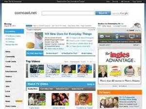 comcast net home page www comcast net