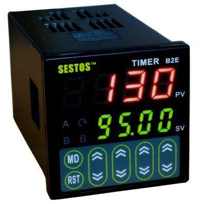 digital parking lot light timer lot 4x digital twin timer 4 digitals tact switch 0 39