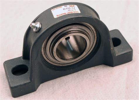 Link Belt Pillow Block Bearings by Pt Components Link Belt P3 U223n Pillow Block Bearing